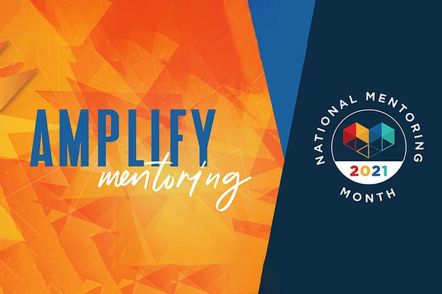 Amplify Mentoring | National Mentoring Month 2021 | JUMP for Kids